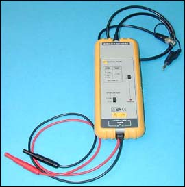 ADF25A High Voltage Differential Probe for DSO